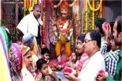 up ravans dashanan temple opens on vijayadashami one day in the year