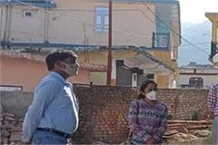 chief medical officer inspected the health center