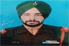 indian army soldier martyred while replying to pak firing