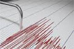 mild earthquake tremors in bilaspur