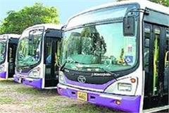 city bus contract workers angry over non payment of warning
