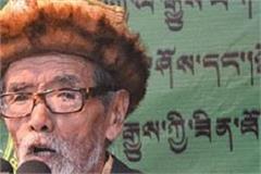 the longest political prisoner died from tibet