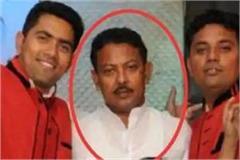 ghaziabad bjp mla s uncle shot dead