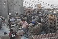 police raid on drug dealers huge consignment of drugs also recovered