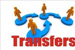 5 ias and 1 p c s officers of punjab get transferred