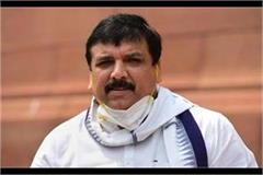 sanjay singh named cm candidate for up assembly elections