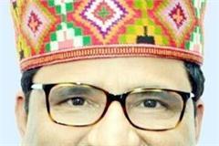 state education minister govind singh thakur corona positive