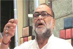 bukkal nawab hosted tehri bhoj on home minister amit