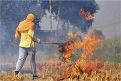 up farmers will be deprived of government schemes when they go to catch straw