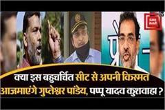 gupteshwar pandey pappu yadav and kushwaha may contest by elections