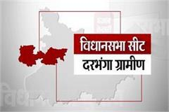 darbhanga rural assembly seat results 2015 2010 2005 bihar election 2020