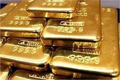 woman was fetching 24 lakh gold indore dri caught at mumbai airport