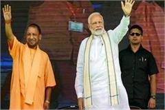 up by election public seal on yogi s work bjp candidates won 6 seats in 7