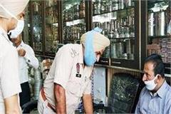 robbery in 3 shops in batala
