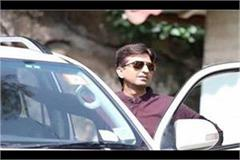 the stolen fortuner recovered by kumar vishwas
