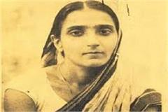 durga bhabhi the picture of shahid kartar singh whose blood was made