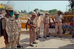 tight security given to the family of hathras victim 2 security