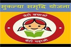 sukanya samriddhi accounts of 37 thousand daughters