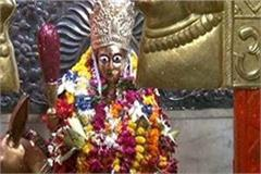 goddess sati s hand fell here yudhishthra had built  shitala shakti peeth