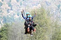miraj jafari paragliding in raisan