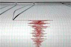 himachal lands again earthquake of 3 5 magnitude in shimla