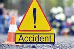 one death in road accidents 2 injured