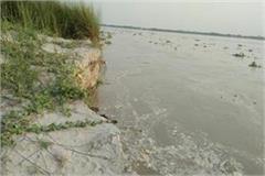 muzaffarnagar municipality fined for releasing drain water into kali river