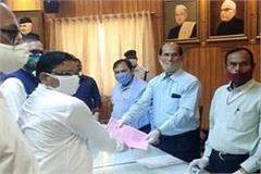 rajya sabha election bsp candidate ramji gautam