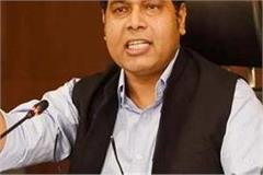 shrikant sharma instructed the officers use electric vehicles