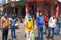 mask distribution done the death anniversary of journalist vishal sharma