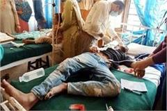 accident in dharampur