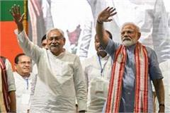bihar election 2020 pm modi will ask for vote for cm nitish first time