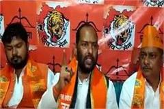 mayawati and akhilesh can join bjp for fear of ed cbi shiv sena