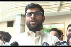 digvijay claims  yogeshwar will get more than 70 thousand votes