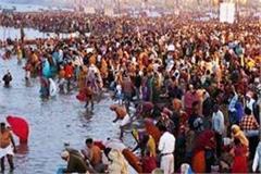 prayagraj magh mela should be completed in time tiwari