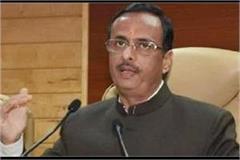 opposition does not like uttar pradesh s progress dr sharma
