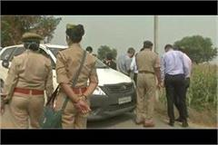 hathras scandal cbi questioned the accused in aligarh district jail