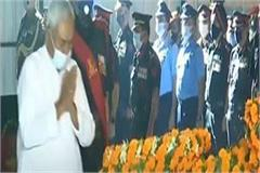 the body of ram vilas paswan reached patna daughter in law s entry