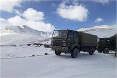 dangerous journey on the manali leh route