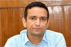 deputy commissioner ghanshyam thori