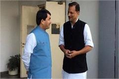bjp leaders shahnawaz hussain and rajiv pratap rudy are corona positive
