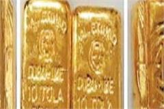 65 lakh gold seized from dubai amritsar flight
