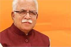 pay crop in 7 days payment not pending before diwali manohar lal