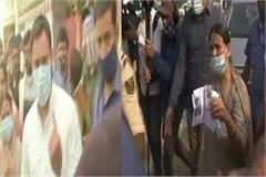 tejashwi and rabri cast their vote