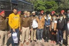 main accused bsf soldier in the 11 kg heroin case arrested