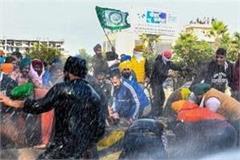 punjab haryana farmers protest