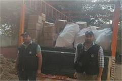 liquor smuggling busted smuggling done from rohtak in gujarat