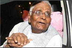 senior bjp leader kailash sarang died