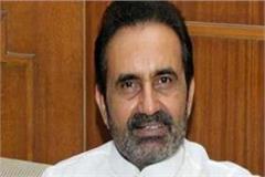 bihar incharge of congress shakti singh gohil corona positive