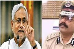 four sho suspended for failing to stop liquor business in bihar